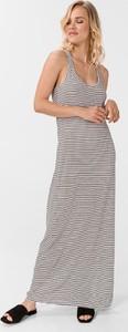 Sukienka O'Neill z bawełny maxi