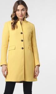Żółty płaszcz Esprit w stylu casual