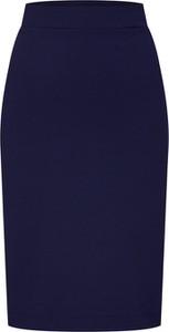 Granatowa spódnica Tom Tailor Denim