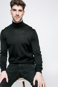 Czarny sweter Casual Friday