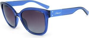 Niebieskie okulary damskie Polaroid