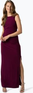 Sukienka Ralph Lauren z okrągłym dekoltem