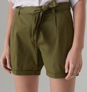 Zielone szorty Mohito w stylu casual