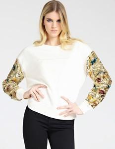 Bluza Guess w stylu glamour