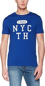 Niebieski t-shirt Tommy Hilfiger