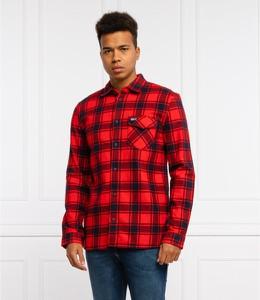 Koszula Tommy Jeans w stylu casual z klasycznym kołnierzykiem