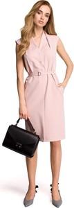 Sukienka Stylove szmizjerka w stylu casual midi