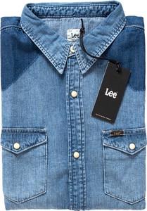 Koszula Lee z jeansu