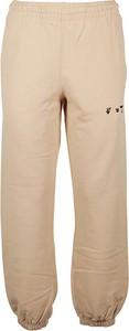 Spodnie Off White z dresówki