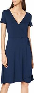 Sukienka amazon.de midi z dekoltem w kształcie litery v