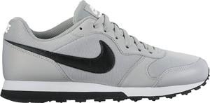 Buty sportowe Nike z płaską podeszwą md runner