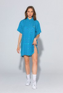 Sukienka LOCAL HEROES mini koszulowa