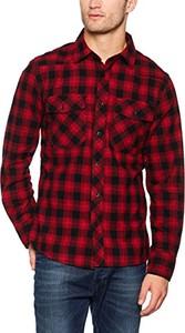 Bordowa koszula Brandit