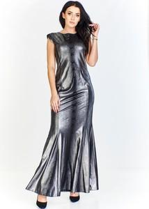 Sukienka Ptakmoda.com bez rękawów maxi