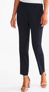 Czarne spodnie Yessica Tailored