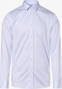 Koszula Hugo Boss z bawełny z długim rękawem