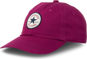 Fioletowa czapka Converse