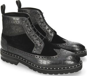 Buty zimowe Melvin & Hamilton sznurowane