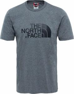 T-shirt The North Face z krótkim rękawem w sportowym stylu z bawełny