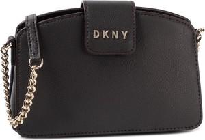 Torebka DKNY na ramię matowa