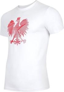 T-shirt 4F z dzianiny