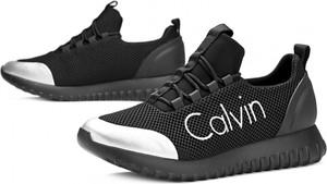 765b73445f67d Buty sportowe Calvin Klein z płaską podeszwą