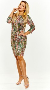 a4cf0cbdca modne sukienki rozmiar 48. - stylowo i modnie z Allani