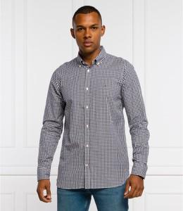 Koszula Tommy Hilfiger w stylu casual z kołnierzykiem button down