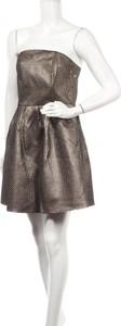 Sukienka Jennyfer z okrągłym dekoltem bez rękawów mini