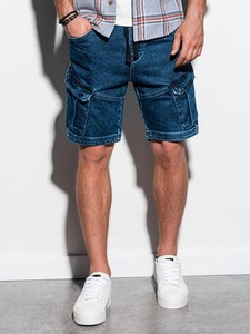 Spodenki Ombre z jeansu