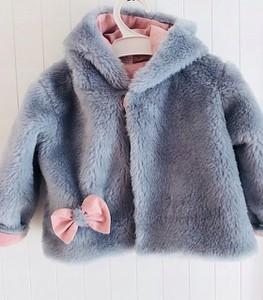 Kurtka dziecięca Lovik Style For Kids z tkaniny