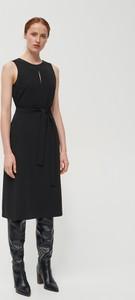 Sukienka Reserved w stylu casual midi bez rękawów