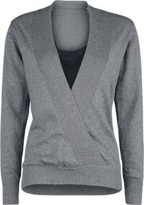 Bluza Emp z bawełny krótka