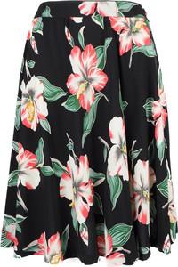 Spódnica ubierzsie.com w stylu casual mini z tkaniny