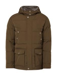 Zielona kurtka Fynch Hatton z bawełny