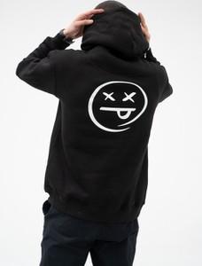 Czarny sweter Point X