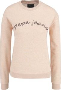 Bluza Pepe Jeans w stylu casual krótka