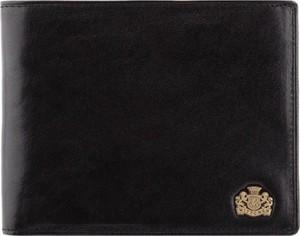 Portfel męski Wittchen na karty kredytowe ze skóry