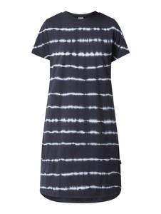 Sukienka Marc O'Polo DENIM z okrągłym dekoltem
