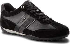Sneakersy GEOX - U Wells C U52T5C 022ME C9B4N Black/Dk Jeans
