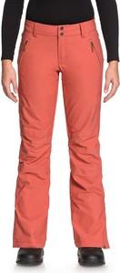 Różowe spodnie sportowe Roxy