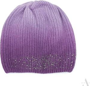 Fioletowa czapka EVANGARDA