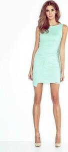Sukienka MORIMIA mini bez rękawów