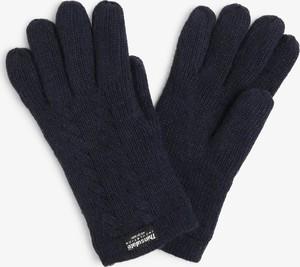 Niebieskie rękawiczki Melkonian