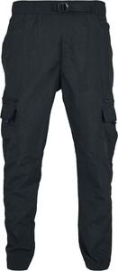 Czarne spodnie Emp