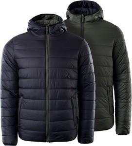 Czarna kurtka Magnum w stylu casual