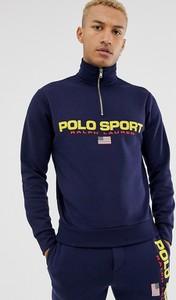 Bluza POLO RALPH LAUREN z dresówki