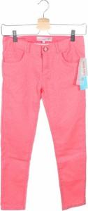 Różowe spodnie dziecięce Lila Rose