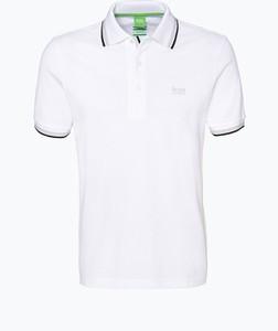 Boss athleisure - męska koszulka polo – paddy, czarny