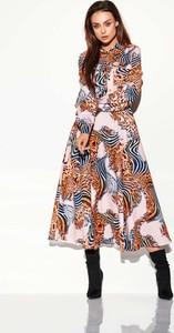 Sukienka Lemoniade szmizjerka maxi